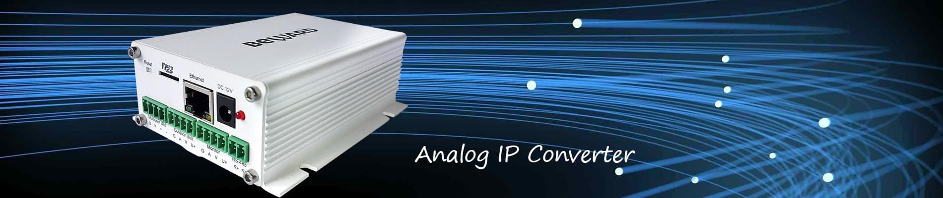 Beward Analog to IP SIP Converter