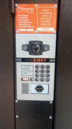 IP Video Intercom for Apartment installation 1