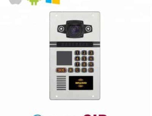 Testing the multi-site SIP-doorphone BEWARD DKS15120